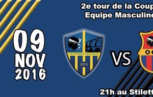 Coupe Nationale : OCANA - OLYMPIQUE MEZZAVIA